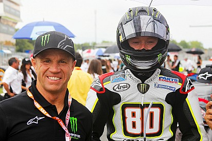 Dakota Mamola: Biding his time behind the scenes of MotoGP