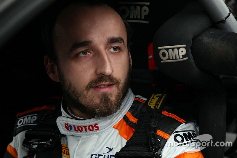 Robert Kubica se pierda el Rally de Australia