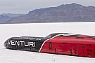 386 km/h pour la Venturi VBB-3 électrique