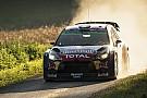Stéphane Lefebvre de retour sur une DS3 WRC en Corse