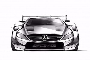 DTM Breaking news Mercedes reveal drawings of 2016 DTM challenger