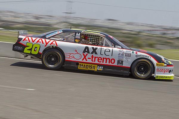 NASCAR Mexico Homero Richards manda en los entrenamientos en Puebla