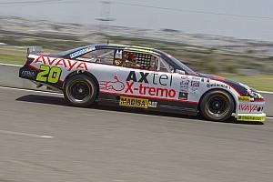 NASCAR Mexico Noticias de última hora Homero Richards manda en los entrenamientos en Puebla