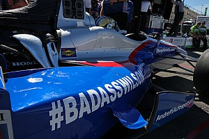 IndyCar Breaking news Servia: I hope we did Justin Wilson proud