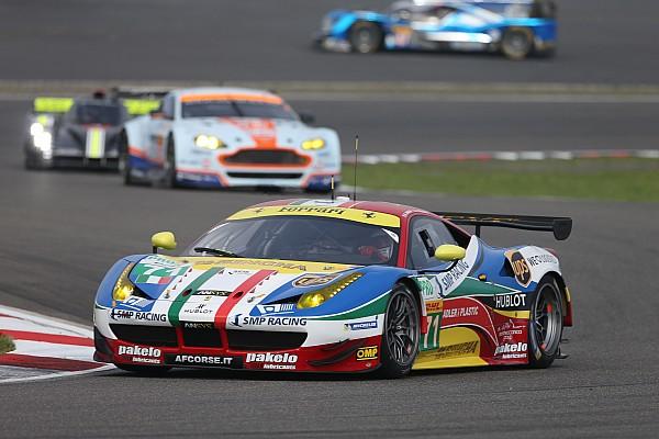 Malheureuse en Pro, Ferrari se console avec une victoire en GTE Am