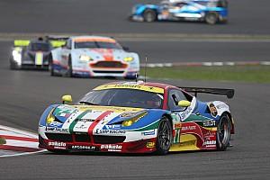 WEC Résumé de course Malheureuse en Pro, Ferrari se console avec une victoire en GTE Am