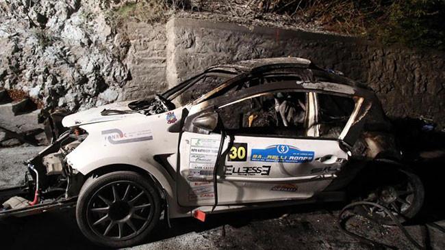 Rally di Como: affiorano i primi dettagli dell'incidente