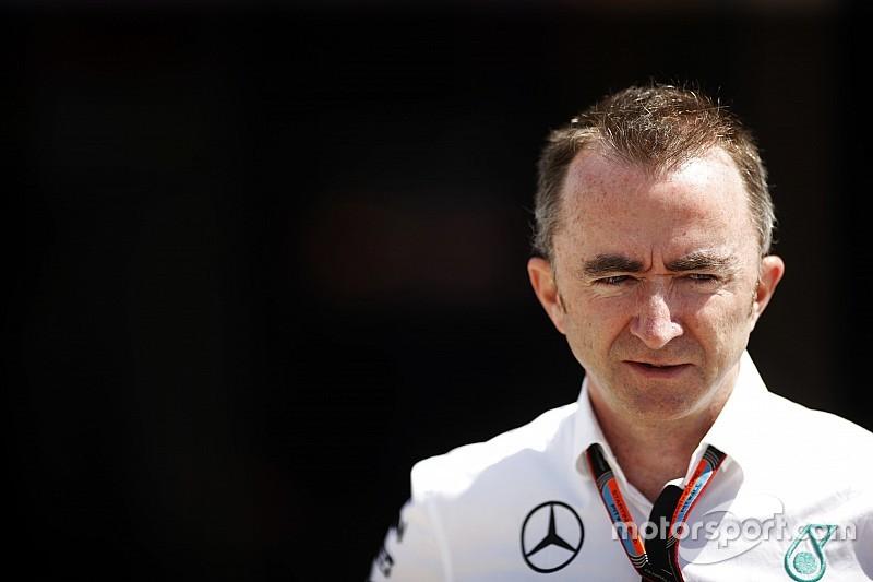 La Mercedes usa qualche gettone sui motori di Monza