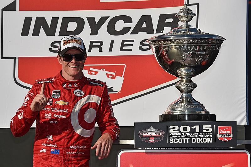 Photos - Les quatre titres IndyCar de Scott Dixon en images