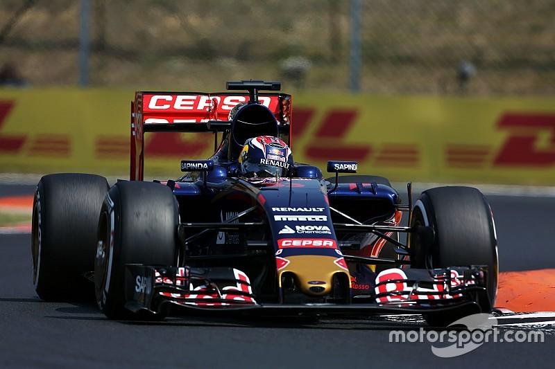 Йос Ферстаппен: Макс останется на второй год в Toro Rosso