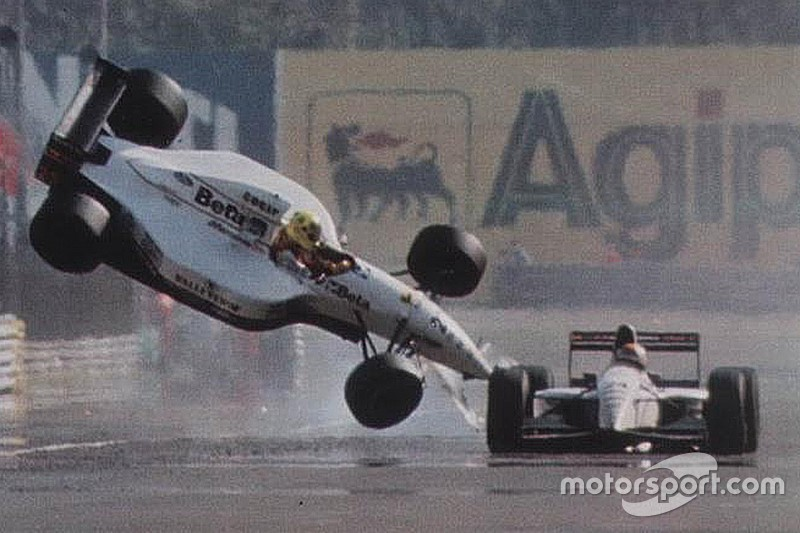F1 Retro: Fittipaldi's Monza backflip – was Martini really to blame?
