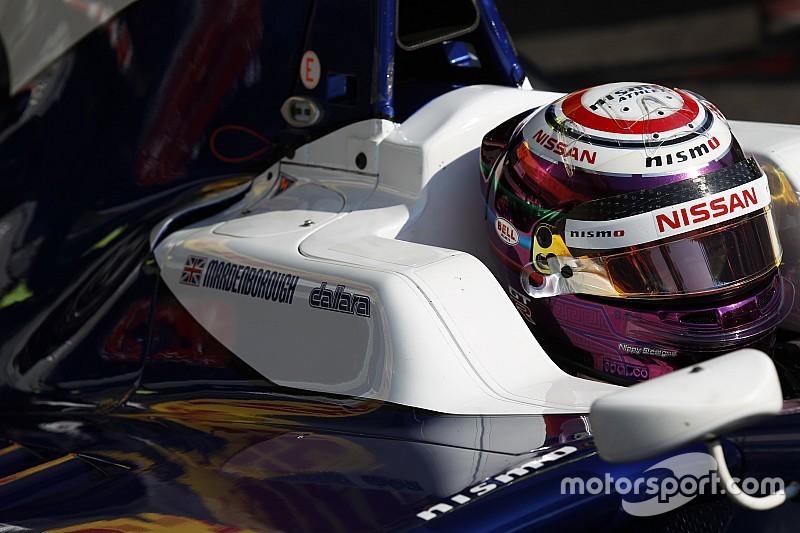 Марденборо дебютирует в GP2 в Монце