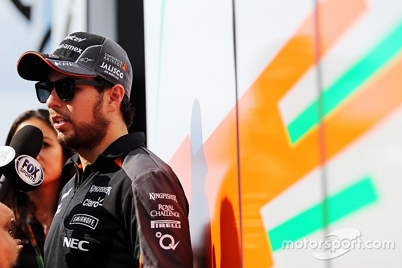 Perez: No doubts over Force India deal