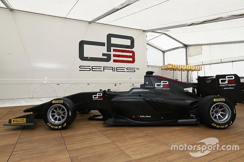 В Монце представлена машина GP3 третьего поколения