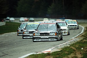 DTM Special feature The evolution of Mercedes DTM cars since 1988