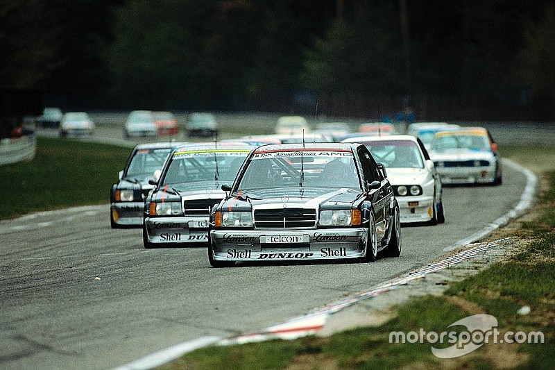 Benz Drift Car >> The evolution of Mercedes DTM cars since 1988
