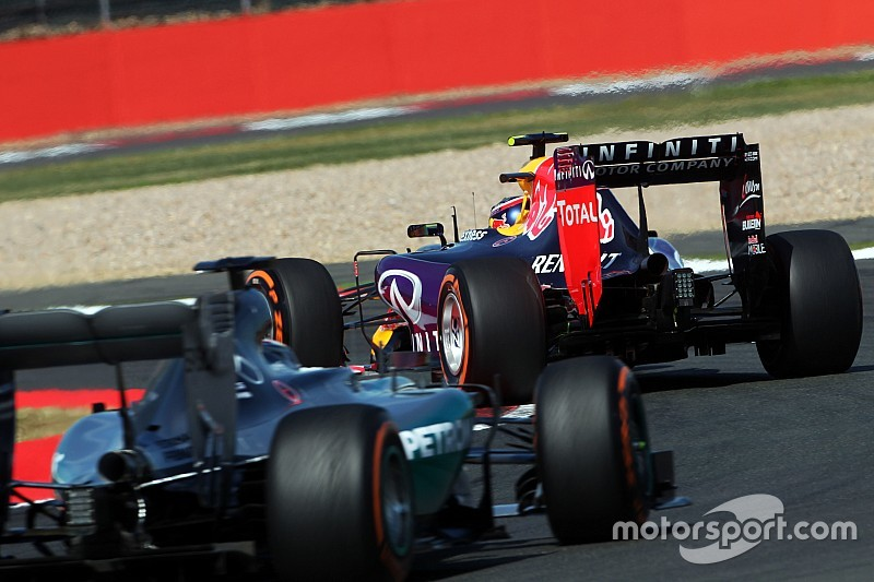 Hamilton against Mercedes supplying engines to Red Bull