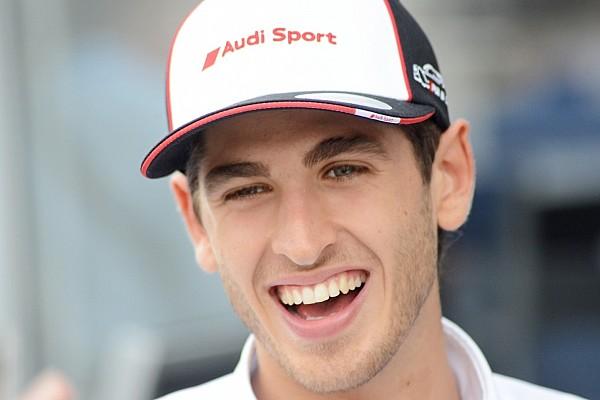 Джовинацци доволен дебютом в DTM