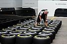 Pirelli: i limiti normativi dettati ai team per Monza