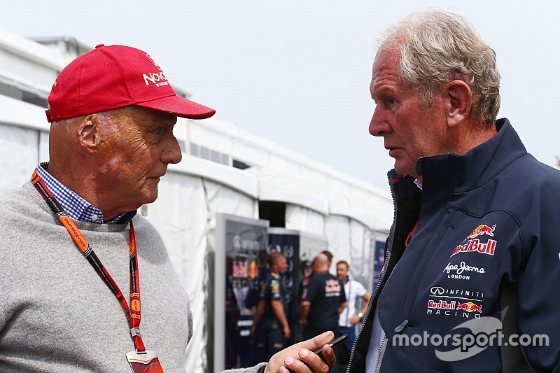 Лауда: Мы не хотим поставлять моторы Red Bull