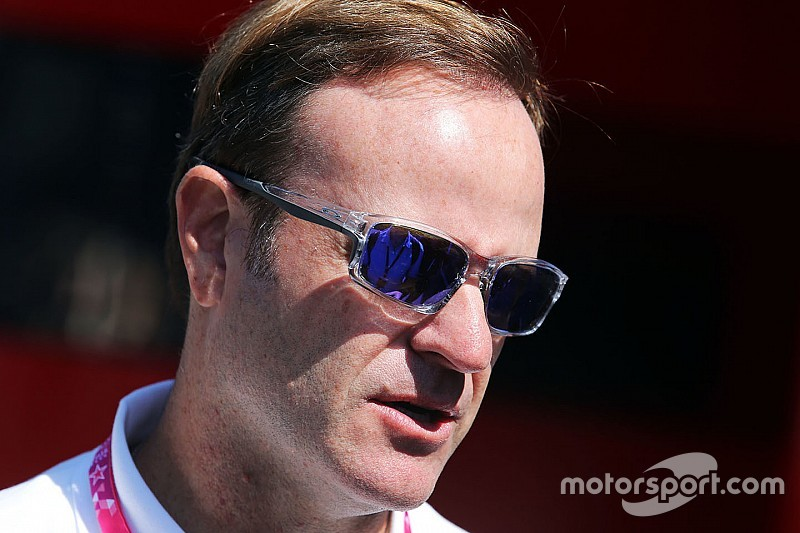 Rubinho aparece em Monza e gera rumores sobre presença na F1