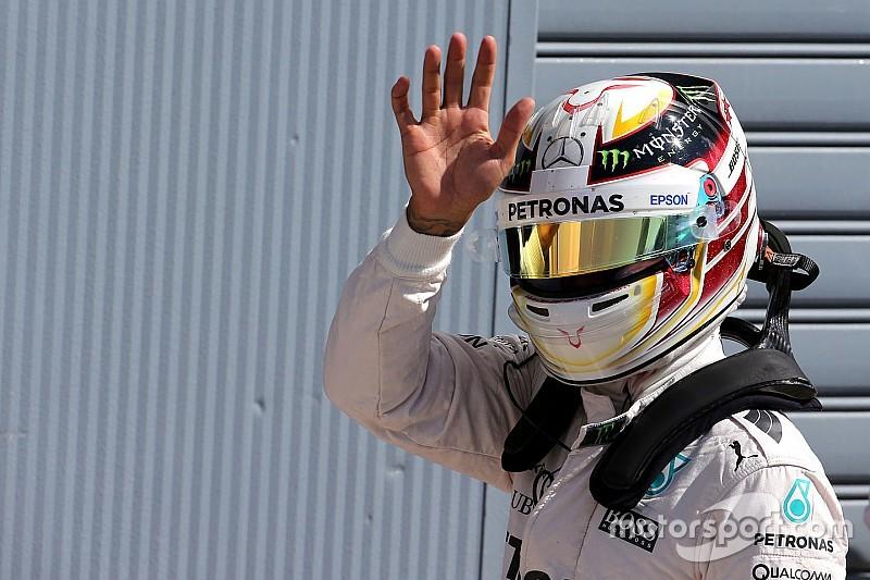 """Hamilton: """"Oggi non sono stato perfetto. Il team sì"""""""