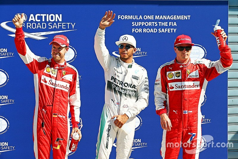 Italian GP: Post-qualifying press conference