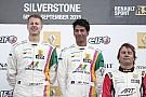 """""""Prima volta"""" a Silverstone per Bacheta-Nalio"""