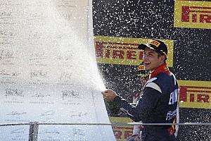 FIA F2 Комментарий Эванс: Какой-то невероятный уик-энд