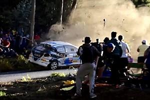 راليات أخرى أخبار عاجلة حادث مروّع في رالي بإسبانيا يوقع ست ضحايا
