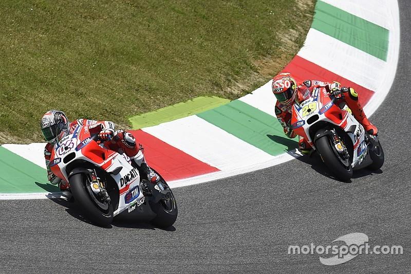 "Ducati: ""Winning is an objective, not a promise"""
