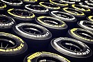 Pirelli announces tyre choices up to Russia