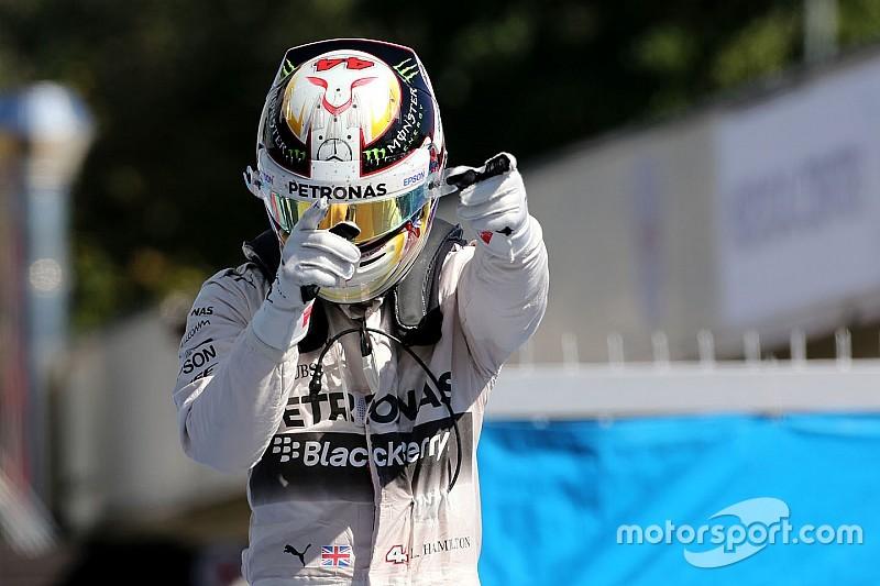 Coulthard: performances de Hamilton são dignas de Senna