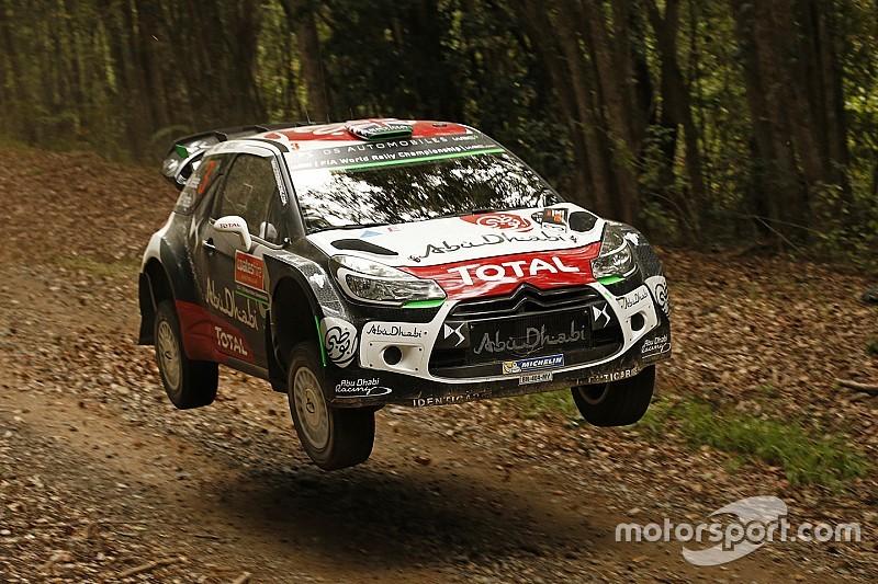 Sorpresa en el Rally de Australia