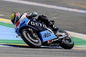 MotoGP Press conference De Angelis considering World Superbikes switch