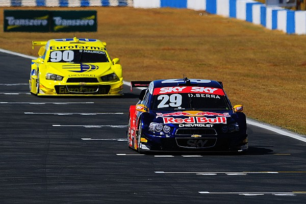 Stock Car Brasil Brazilian V8 Stock Cars: First practice with 50 shades of grey