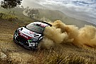 Rally Australia: Kris Meeke in the mix at the finish!