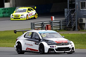 WTCC Race report Seventh win for Pechito López