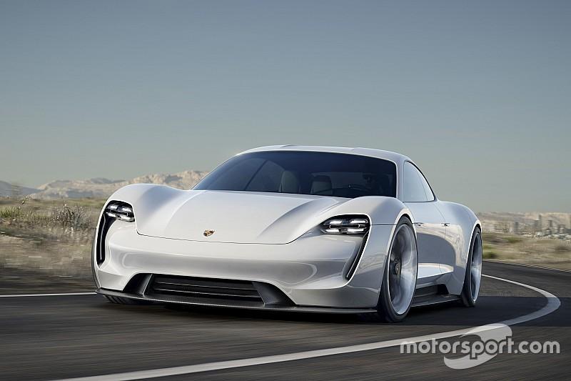 Porsche Mission E - Radicalement électrisée et électrisante!