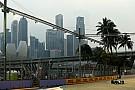 Организаторы не планируют менять расписание Гран При Сингапура
