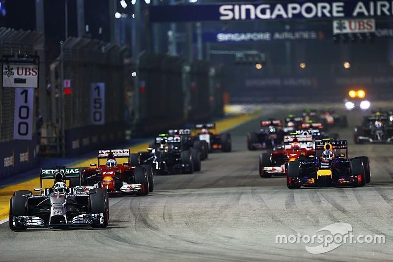Inside GP - Votre présentation vidéo du GP de Singapour