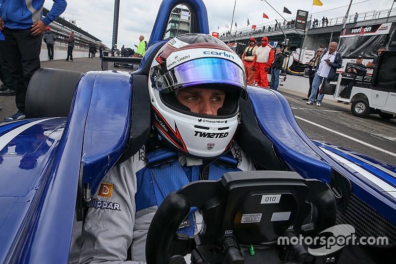 Чилтон думает о переходе в IndyCar