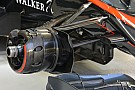 McLaren: nuovi turning vanes e camera car più bassa