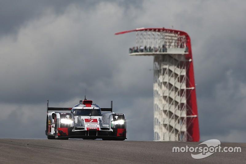 Audi drivers not worried by Porsche's advance