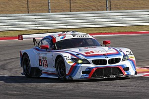 IMSA Qualifying report BMW Team RLL to Start 2nd and 6th in Lone Star Le Mans Race