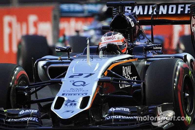 В Force India намерены отыграться в воскресенье