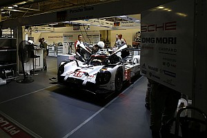 """WEC Breaking news Jani """"not happy"""" with third car issue in three races"""