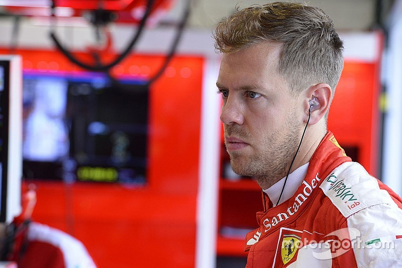 Vettel: Mercedes still clear favourite for F1 titles