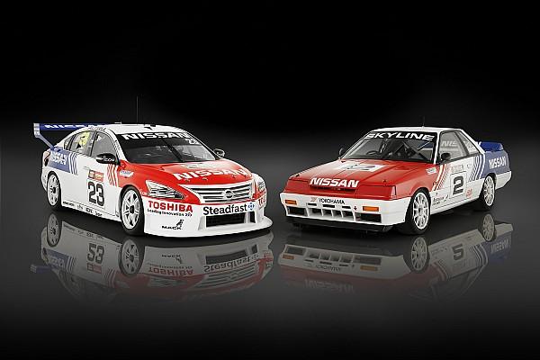 Nissan goes retro for Bathurst 1000