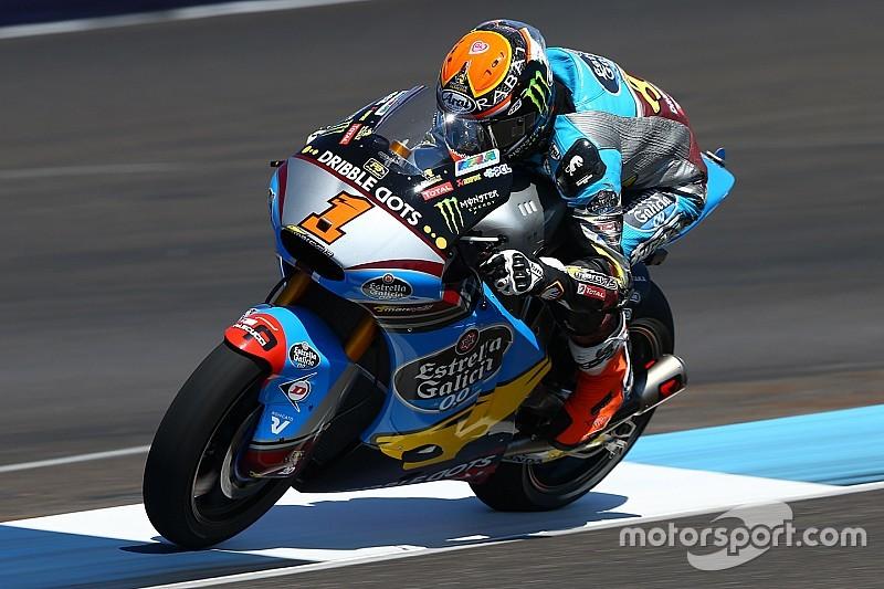 Aragon, Libere 2: Rabat ritocca il record di Marquez